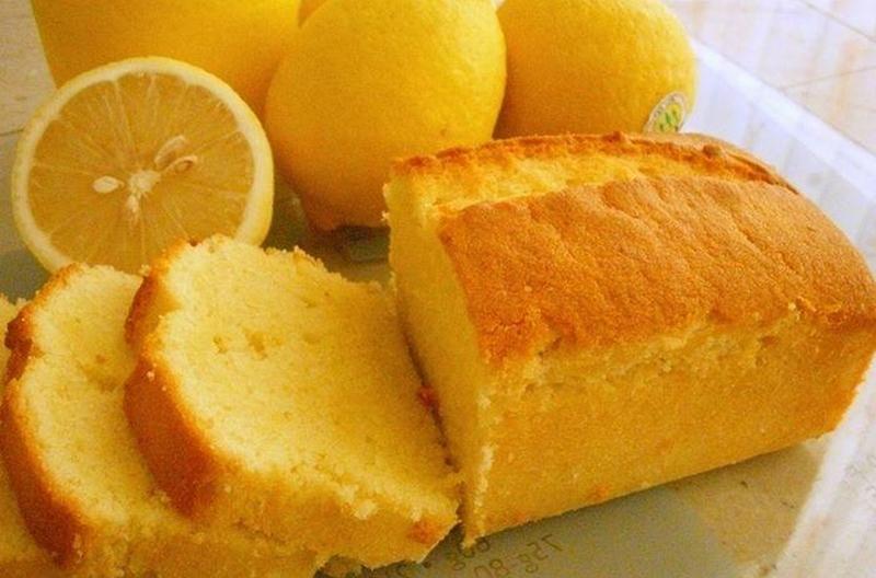 Cake au Yaourt et citron – Recettes Et Delices