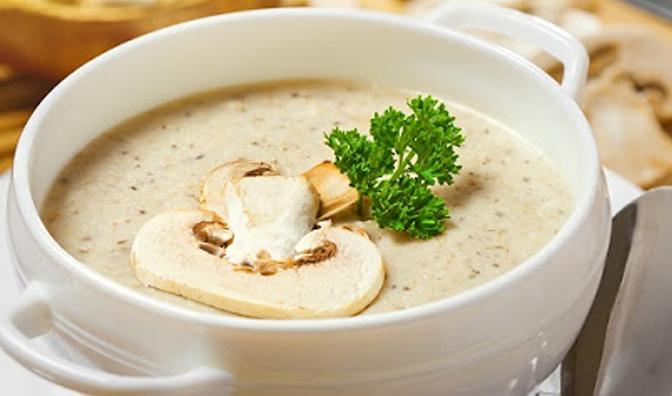 Soupe champignons et poireaux au thermomix - Recettes Et ...